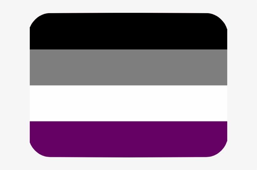 Asexual Pride Flag Discord Emoji - Pride Flag Emojis Discord