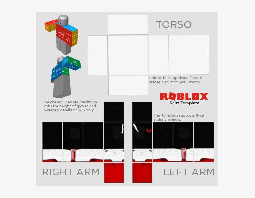 Roblox Templates 585x559 Png Download Pngkit