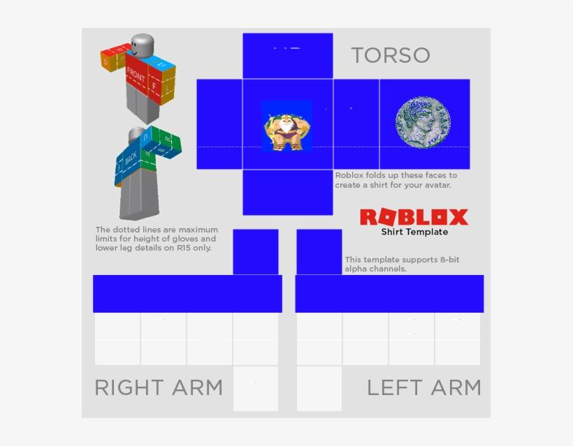 Roblox Shirt Making For You Roblox Shirt Template 2018 585x559