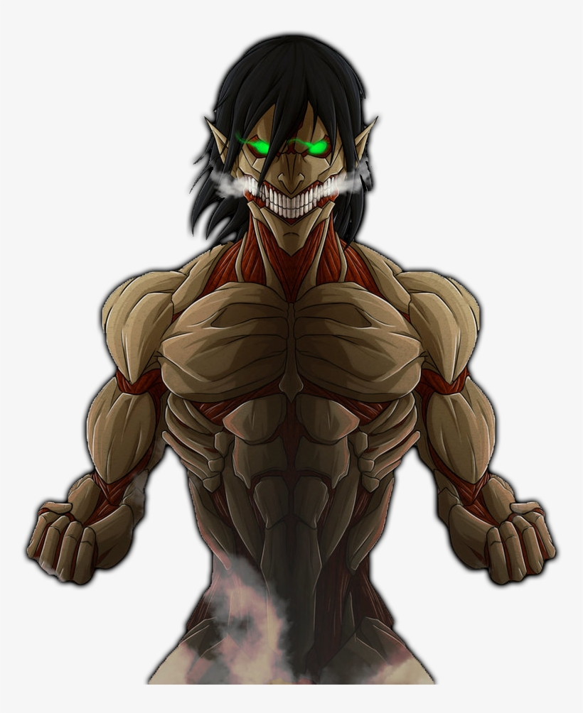 Related Wallpapers Attack On Titan Eren Armored Titan 833x960
