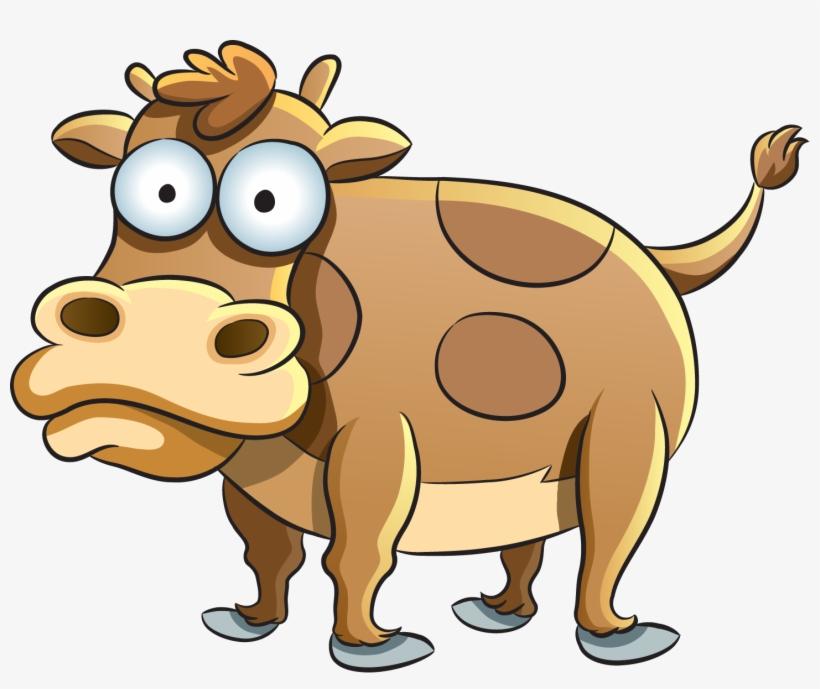 Vaca 2 Colorida Sem Fundo Em Png Animal Vector 1446x1145 Png