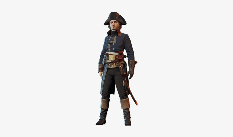 Assassin S Creed Napoleon Napoleon Standing 400x400 Png