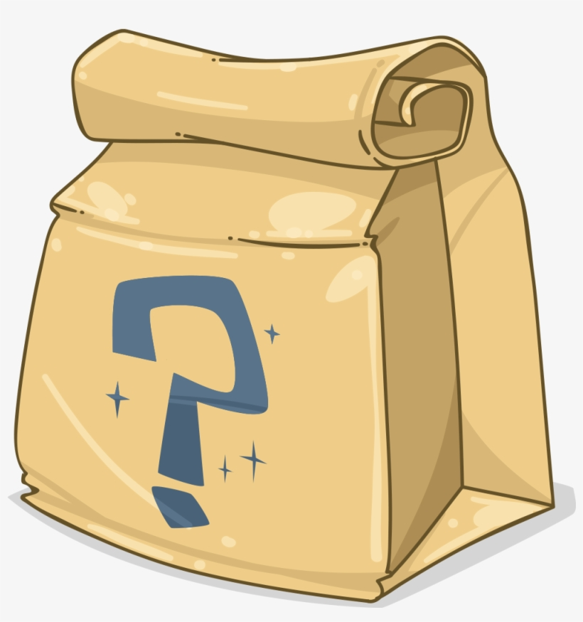 Image result for mystery bag clipart