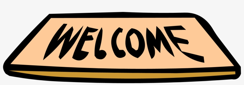Png Welcome Mat Clipart