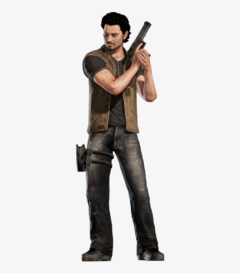 Nathan Drake Png Image Background Uncharted 1 Villain 430x941