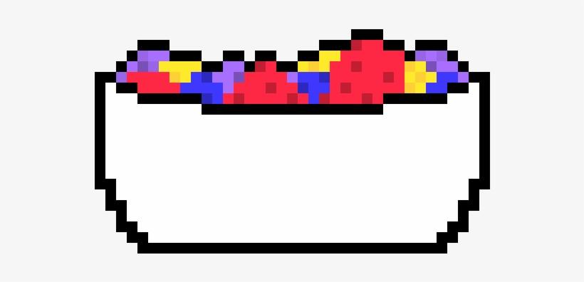Fruitbowl Fruit Bowl Pixel Art 555x345 Png Download Pngkit