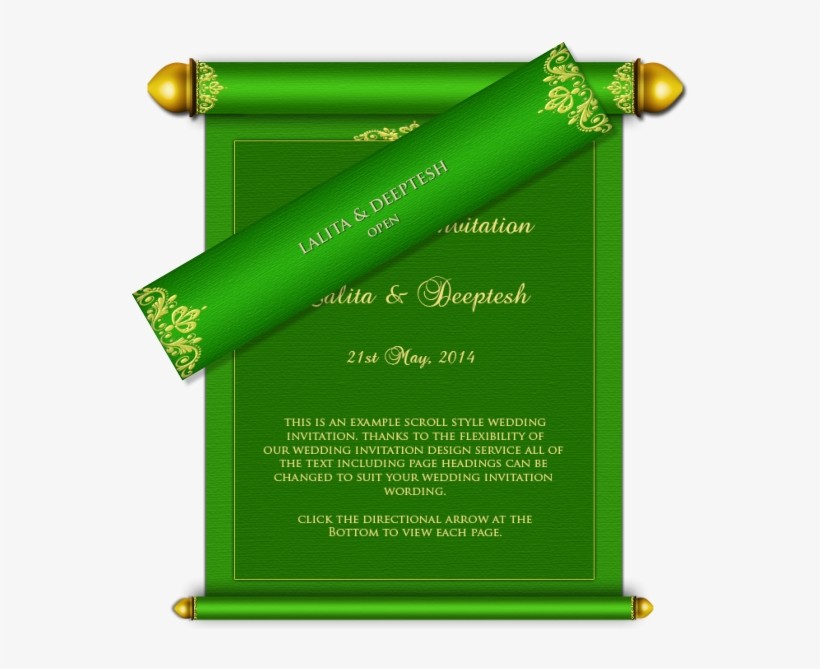 Email Wedding Card Marriage Card Design 574x589 Png Download