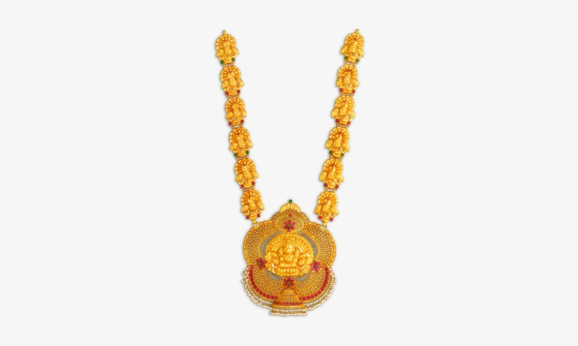 Kalyan Jewellers Indian Gold Jewellery Design Indian Kalyan Jewellery Long Mala With Square Pendant 572x410 Png Download Pngkit