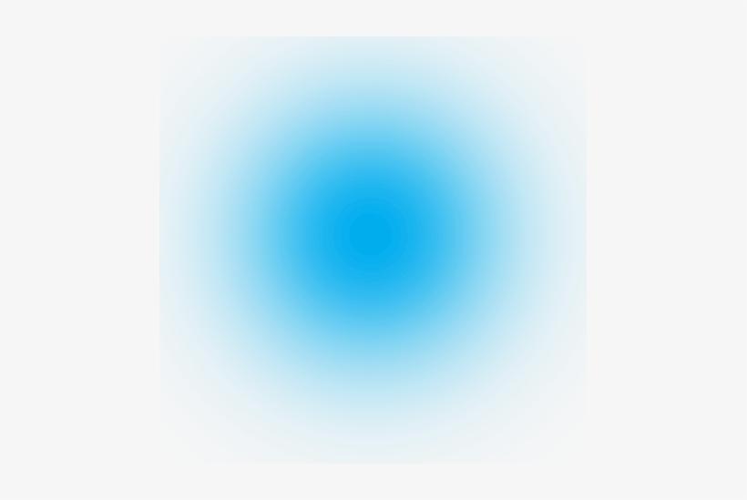 Editing Colors Lenses Picsart Photoshop - Blue Glow Light Png