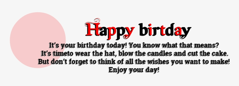 Enjoyable B Day Png Hd Birthday Wishes Png Text 640X480 Png Download Personalised Birthday Cards Bromeletsinfo
