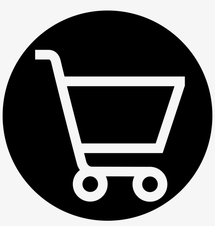 My Shopping Cart Comments Shopping Cart Icon In Circle 980x980