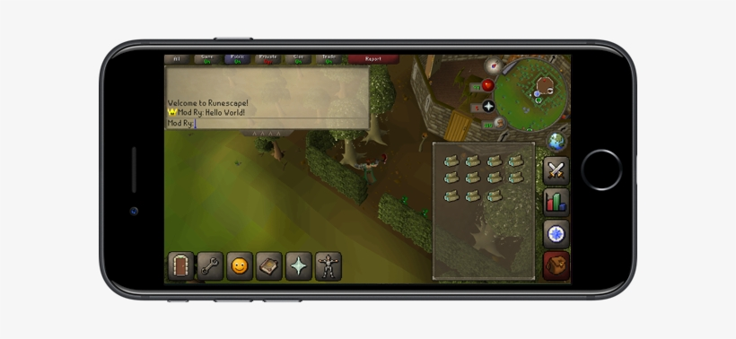 Dev Blog- Osrs Mobile Tli - Old School Runescape - 646x329 PNG