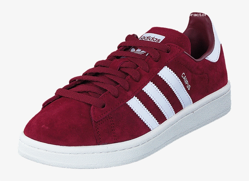f0a20f8f4a90c Adidas Originals Campus Collegiate Burgundy ftwr White - Adidas Men s  Campus Shoes
