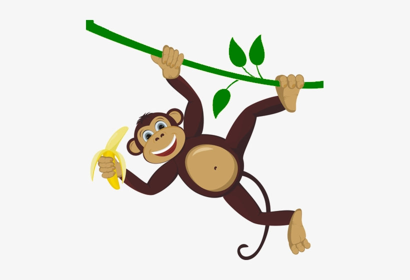Png Monkey Transparent Background Cartoon Monkey Png