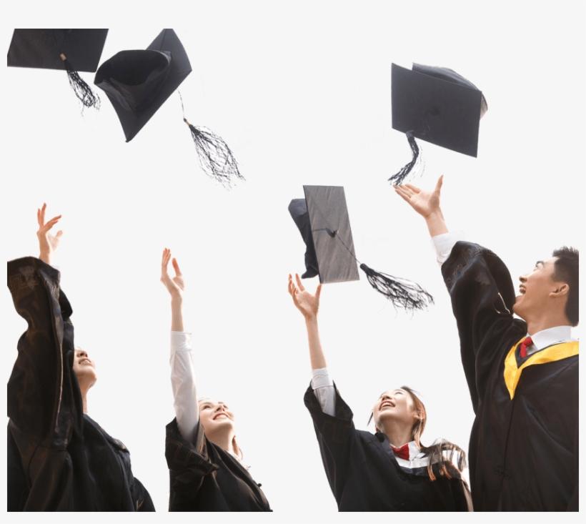 Free Png Graduation Png Images Transparent - Tirando Gorro