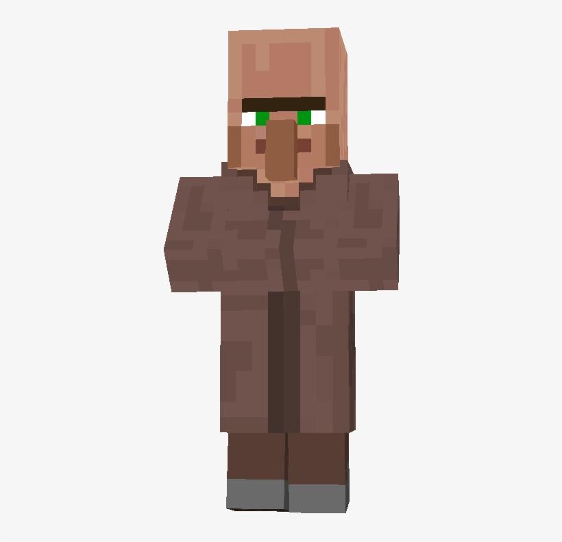 Minecraft Villager Farmer