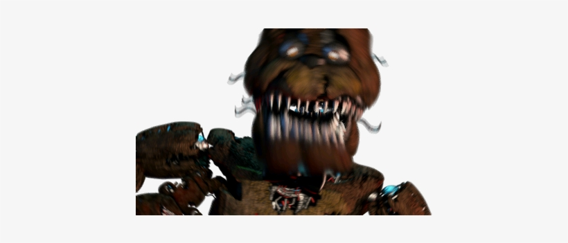 Observationnightmare Freddy Has A Freddle Dangling