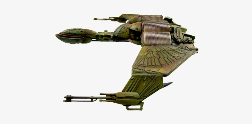 Star Trek Bird Of Prey Ship Bird Of Prey Star Trek Png 480x345 Png Download Pngkit