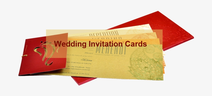 Wedding Cards Indian Wedding Card Png 700x309 Png Download Pngkit
