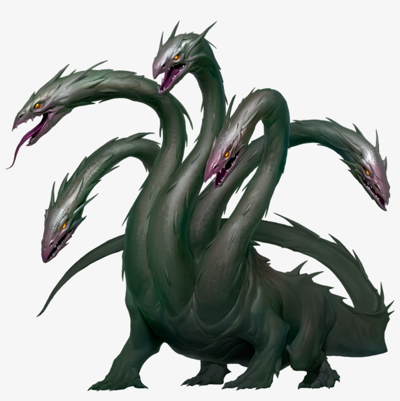 hydra mythical creature pictures