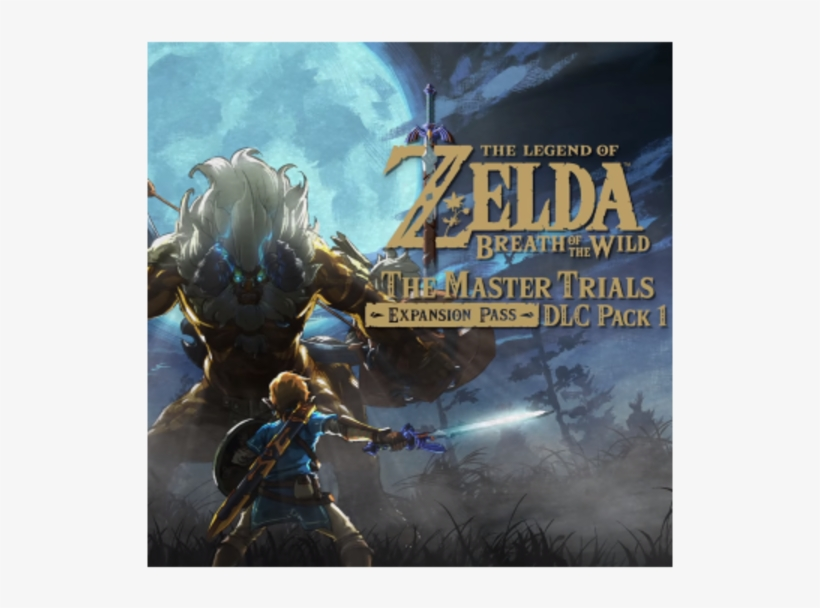 breath of the wild how to download dlc