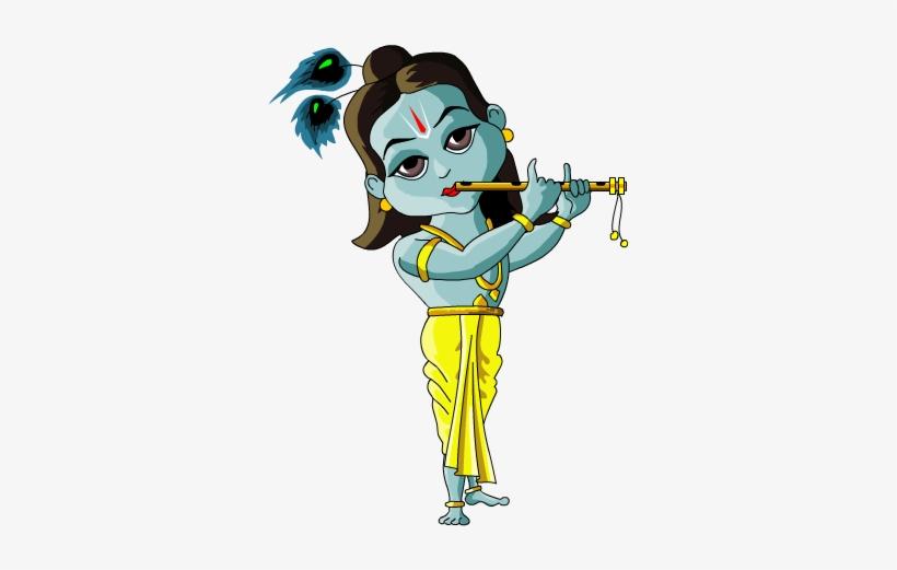 Isi Ki Wajah Se Hum Log Koi Bhi Dhun Yeah Gaana Perfectly - Lord Krishna  Flute Png - Free Transparent PNG Download - PNGkey