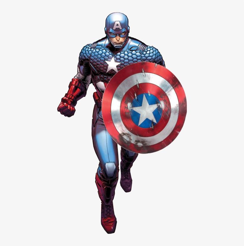 Captain America Icon Png - Marvel Captain America Render