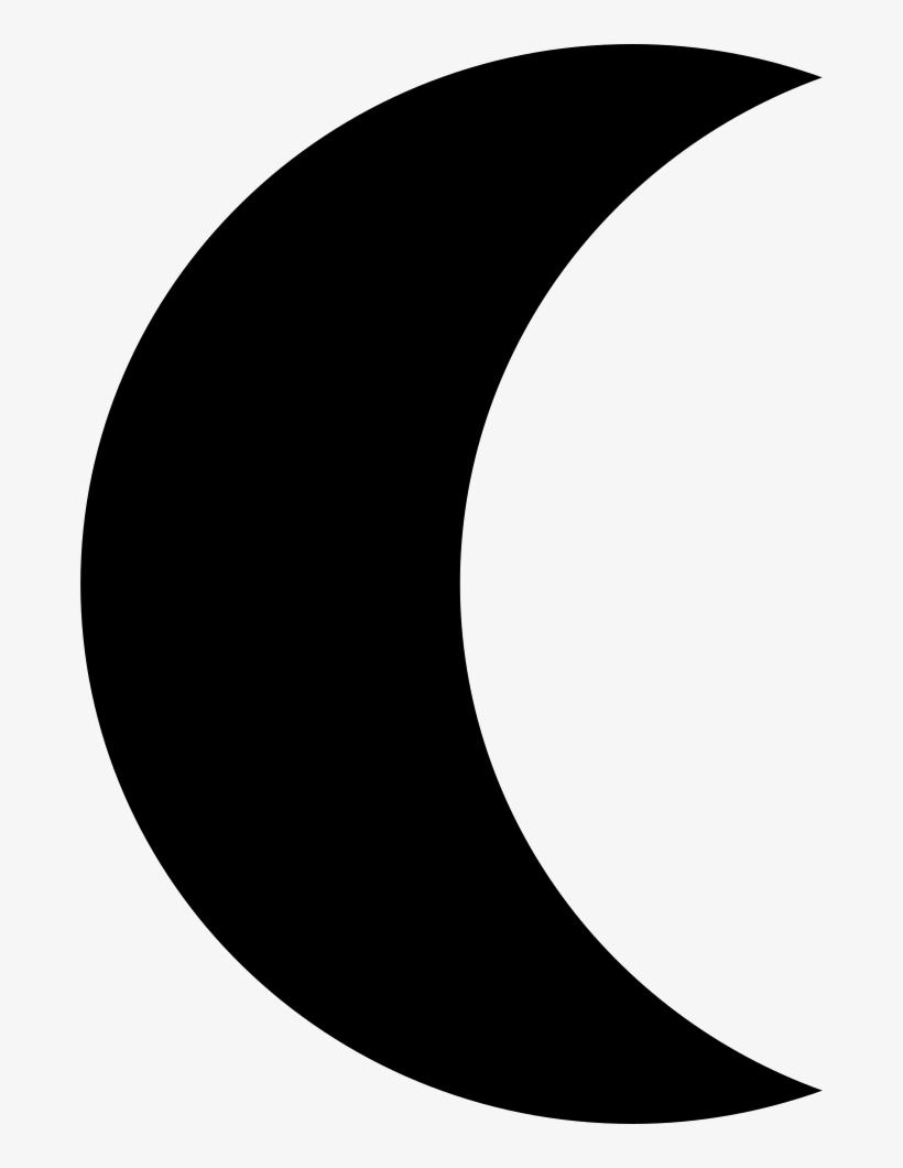 moon phase black crescent shape vector half moon vector 400x400 png download pngkit moon phase black crescent shape vector