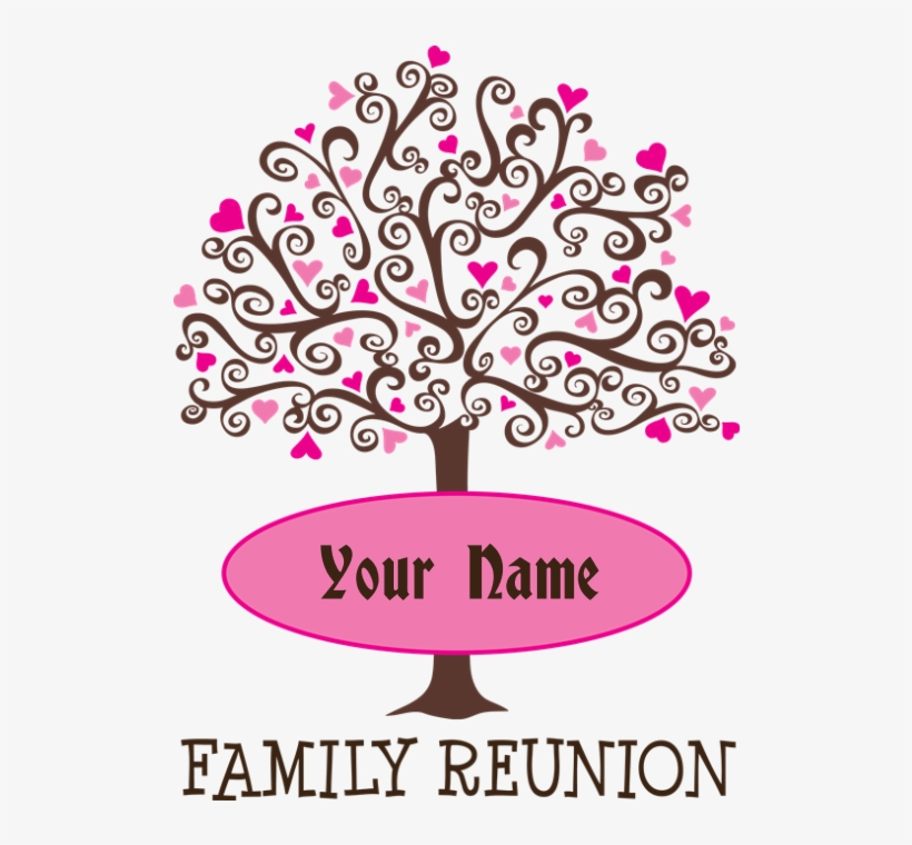 Family Reunion T Shirts With Trees Family Tree Reunion Shirt