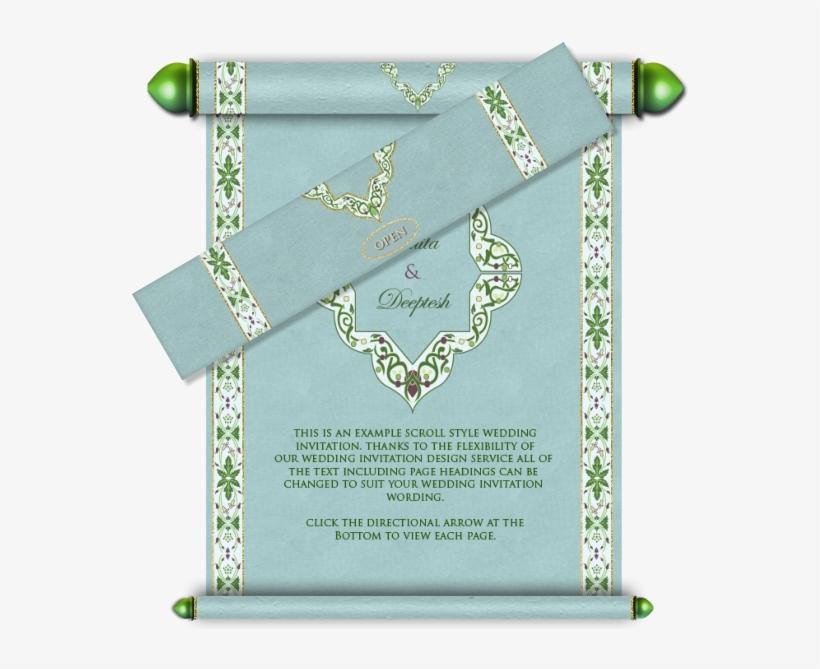 Email Wedding Card Muslim Wedding Cards Design 574x589