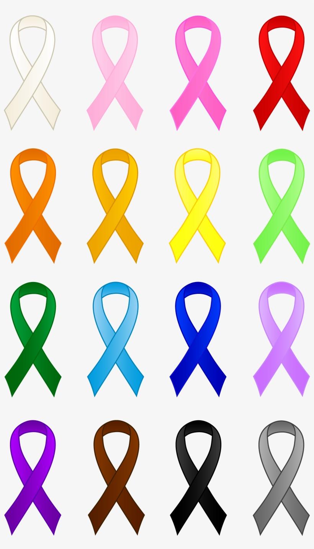 Breast Cancer Ribbon Pink Ribbon Awareness Ribbons Clipart