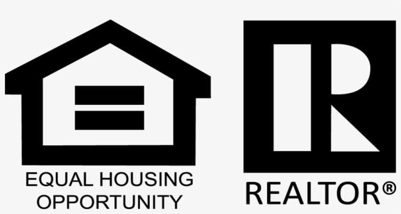 Equal Housing & Realtor Logo Black - Equal Realtor Logo Png@pngkit.com