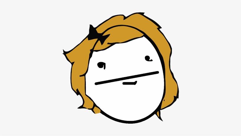 Poker Face Meme Png Memes Meme Poker Face Derpina 400x382 Png