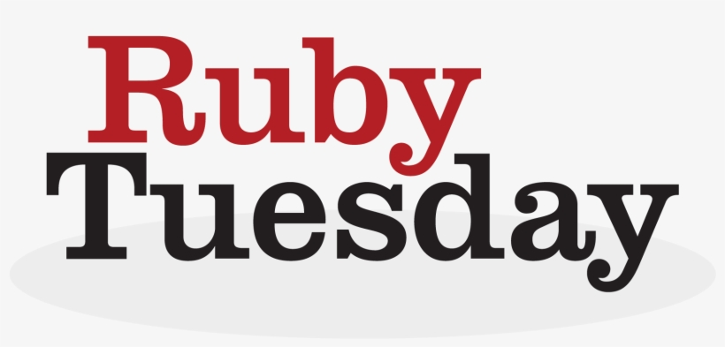 Ruby Tuesday Logo 01 - Love My Birthday By Giles Andreae