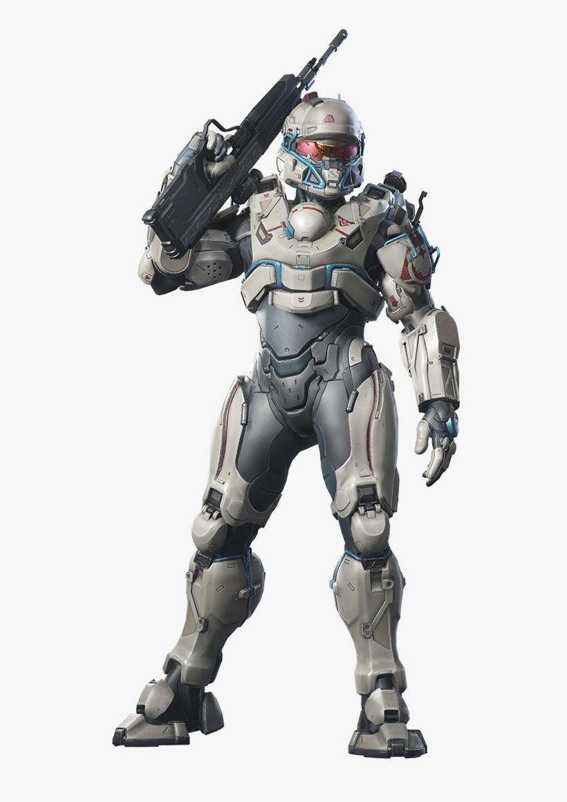 Mjolnir Powered Assault Armor Technician Halo 5 Osiris