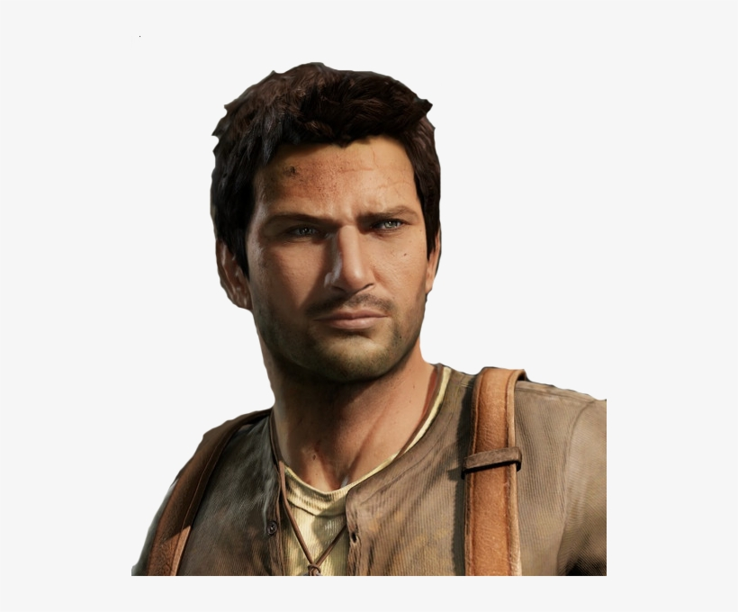Drake Uncharted Png For Kids Uncharted 2 Nathan Drake 528x600