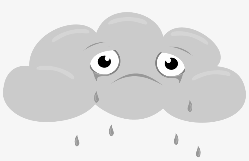 Rain clouds clipart free images 2 2 - WikiClipArt