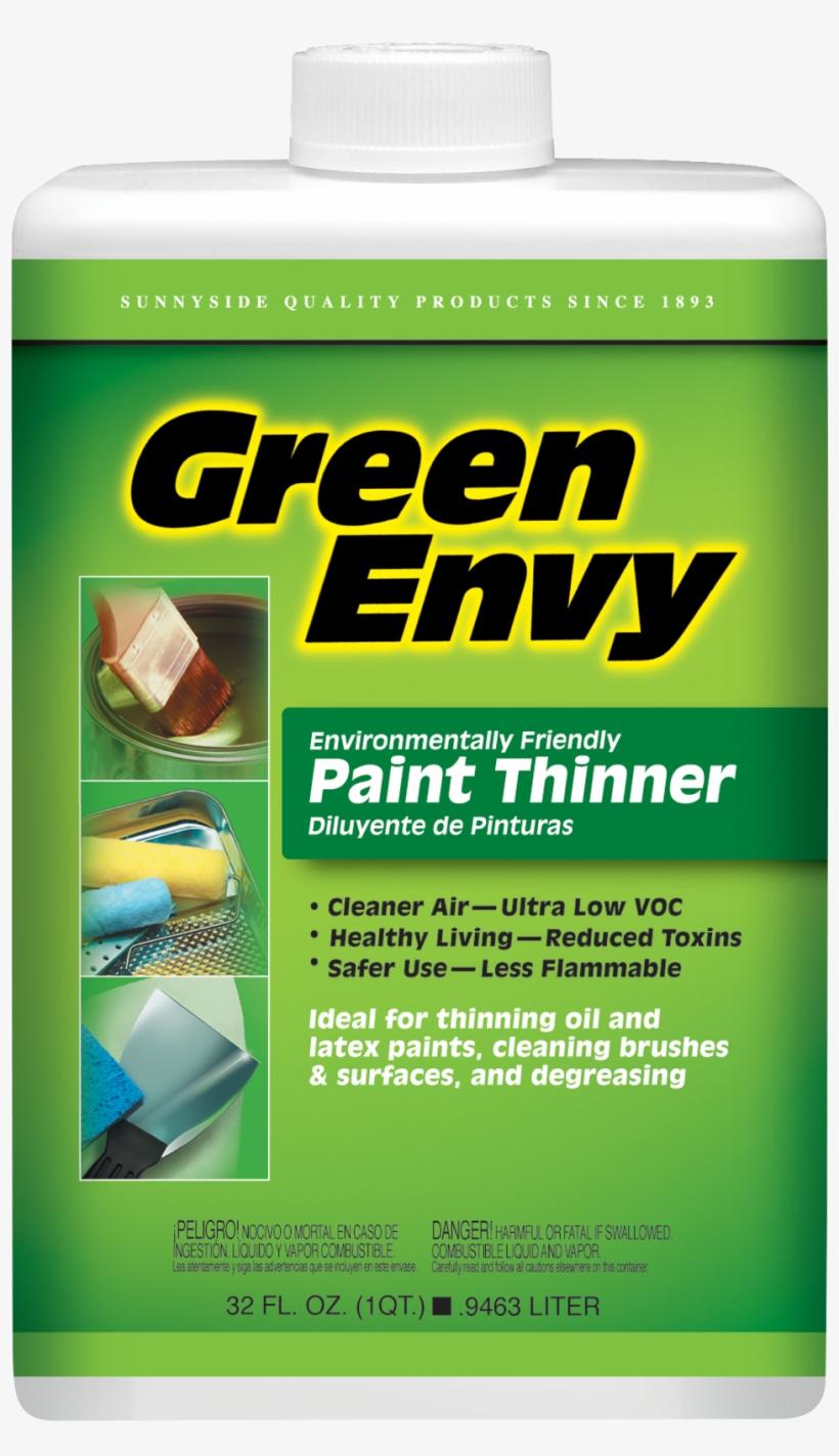 Green Envy Paint Thinner - Sunnyside Corp  730g1 Green Envy