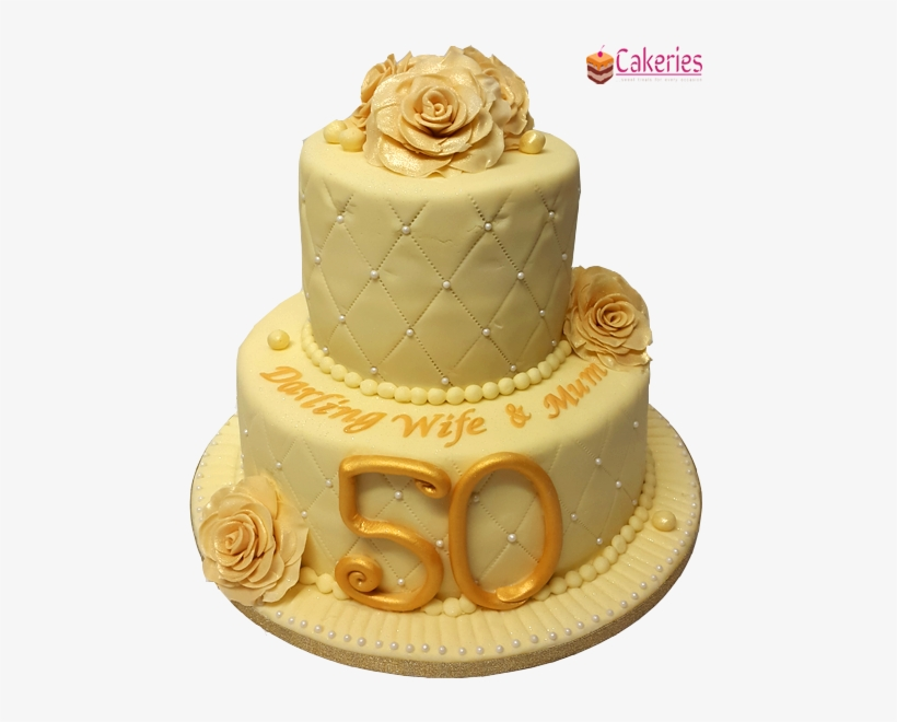 Swell 50Th Birthday Cake 50Th Birthday Cake Png 500X600 Png Download Funny Birthday Cards Online Fluifree Goldxyz
