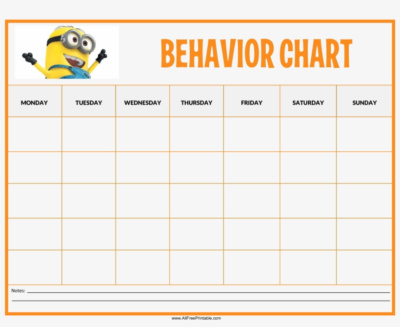 Free Minions Behaviour Chart Templates At With Behavior Free Incentive Charts Printable 3300x2550 Png Download Pngkit