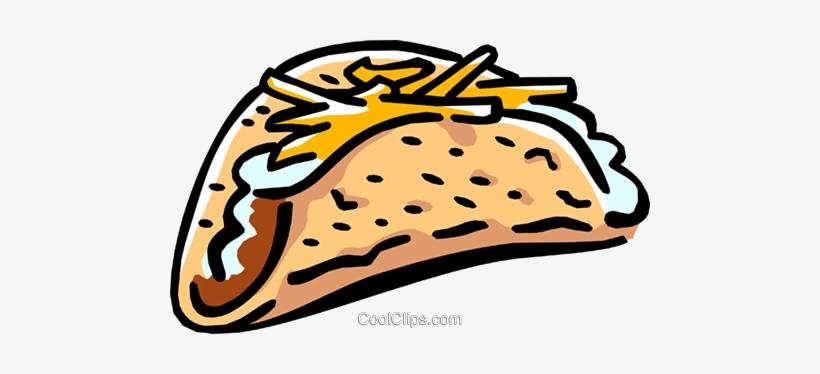 Mexican Taco Royalty Free Vector Clip Art Illustration Tortilla Vector 480x294 Png Download Pngkit
