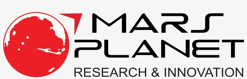 Mars Planet Logo