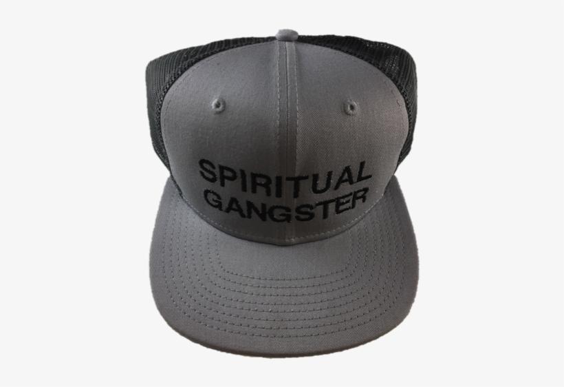 fa079eded61c6 Grey Spiritual Gangster Hat - Hat - 445x494 PNG Download - PNGkit