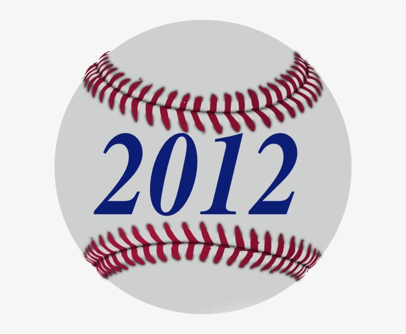 2012 Baseball Clip Art Clip Art Transparent Background Baseball 600x595 Png Download Pngkit