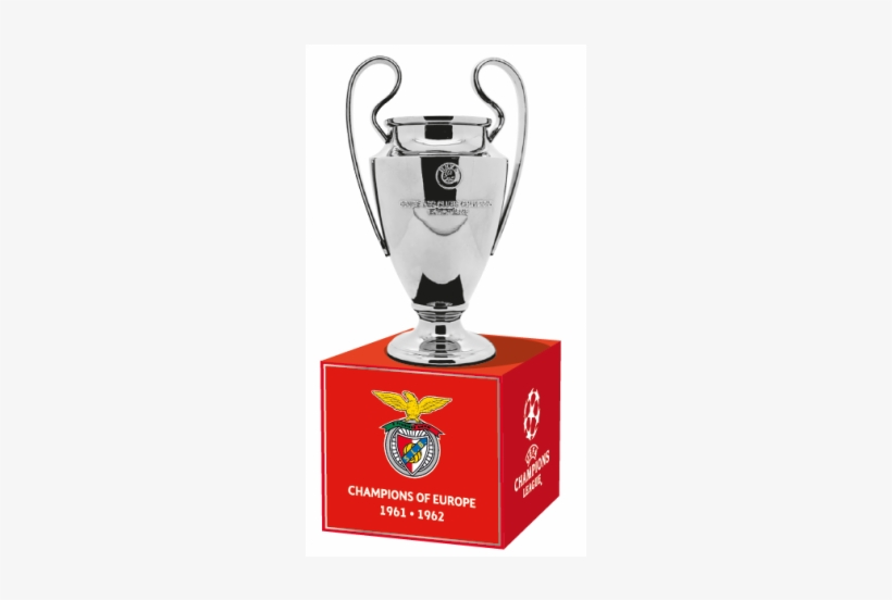 uefa champions league trophy uefa champions league trophy replica 150 mm 400x471 png download pngkit uefa champions league trophy uefa