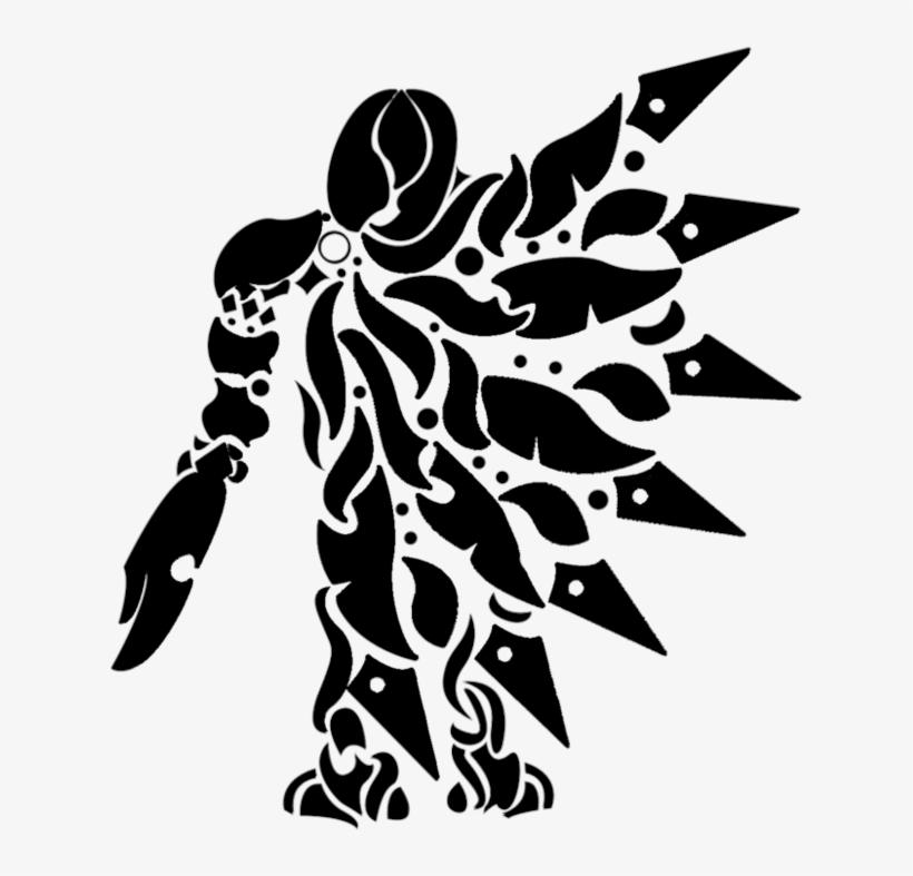 League Of Legends Art Tribal League Of Legends Tribal