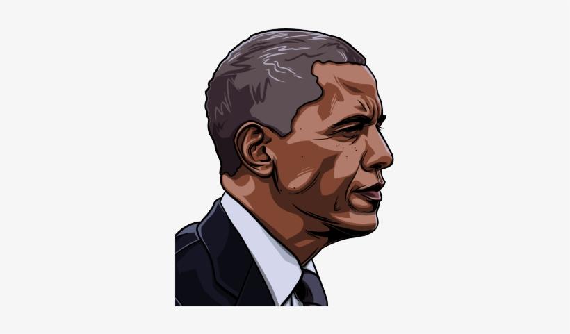 Barack Obama Cartoon Png 315x401 Png Download Pngkit