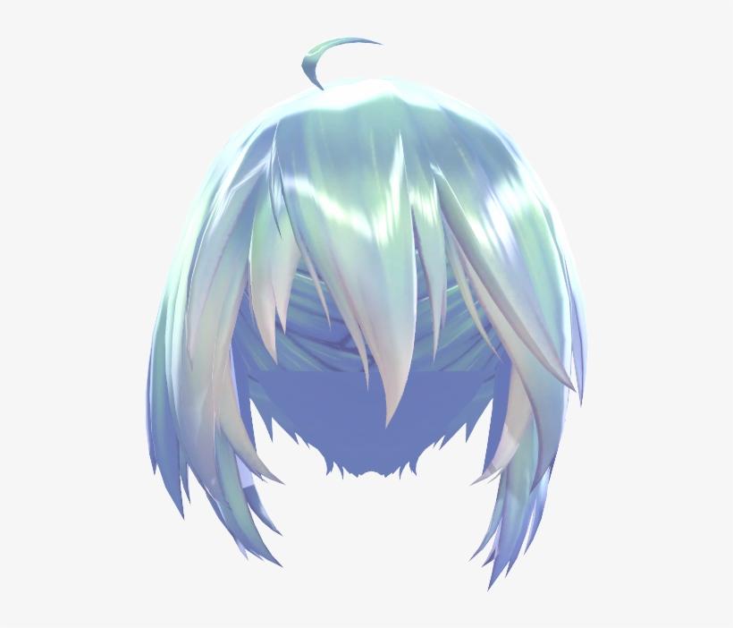 Hair Png Pigtails Hair Pigtail Hairstyles Braid Mmd Tda Miku