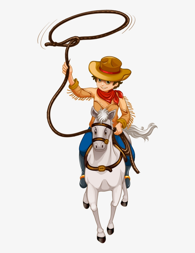 Cowboy E Cowgirl Clipart Cowboy 545x1024 Png Download Pngkit