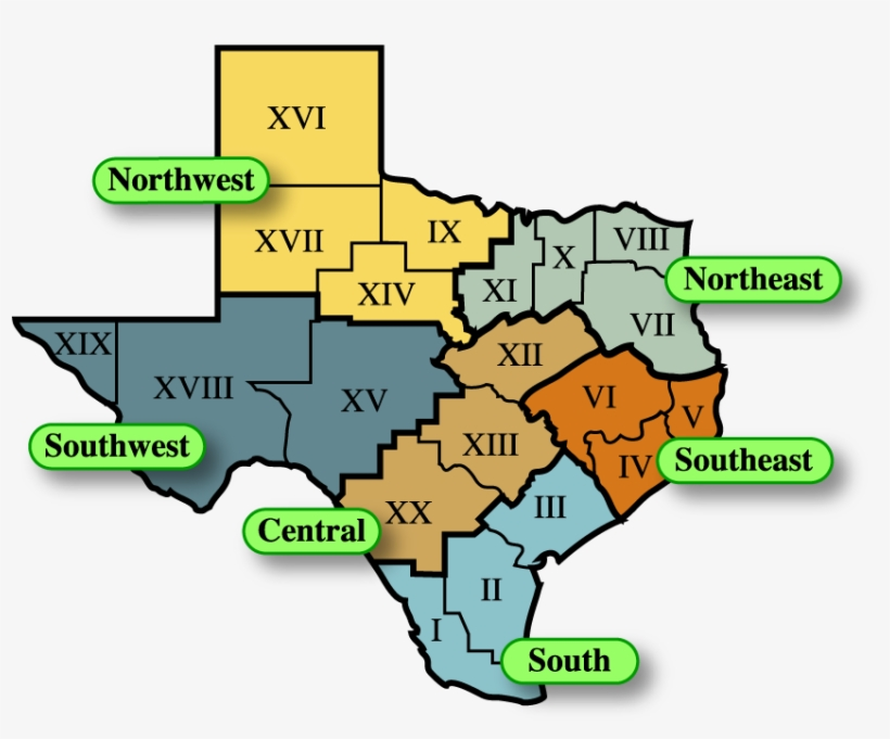 Map Of Northwest Texas.Northwest Texas Map 858x672 Png Download Pngkit